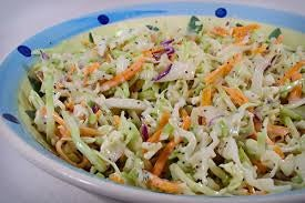 Manly Sides Made by Manly Men for Men and Women: Coleslaw