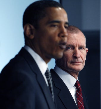 Obama's Intelligence Director Resigns