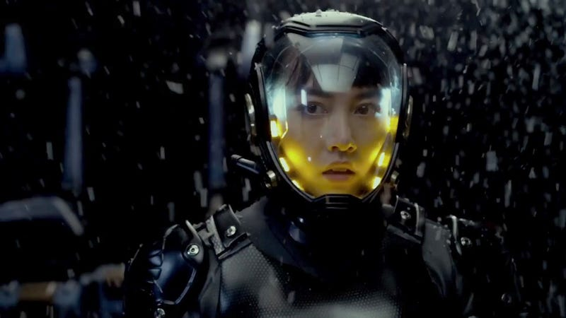 Pacific Rim's Most Emotional Line Was Left Untranslated