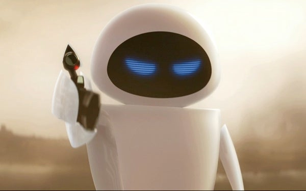 Wall-E Movie is Jonathan Ive's Latest Design Job