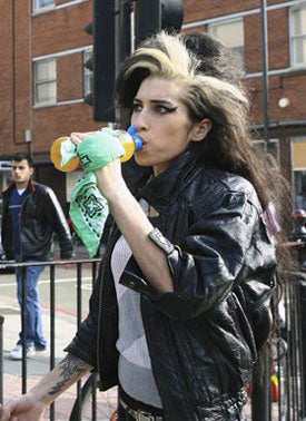 Amy Winehouse: Life's Too Short Not To Drink Your Insecurities Away