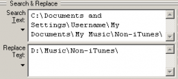 Move iTunes to another computer and keep library data intact