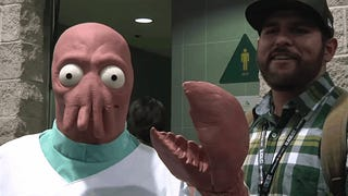 Zoidberg Cosplay Is Up For Whatever
