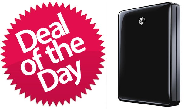 This Seagate 1TB FreeAgent GoFlex External Hard Drive Is Your Back-Up-Your-Data-Before-It's-Too-Late Deal of the Day
