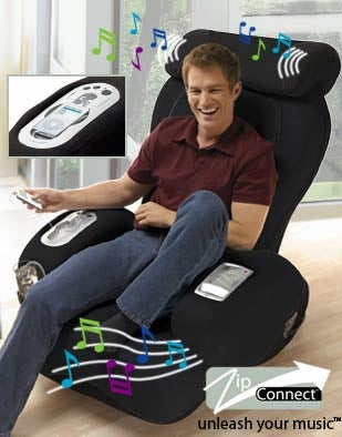 iJoy Massage Chair=Real Fun