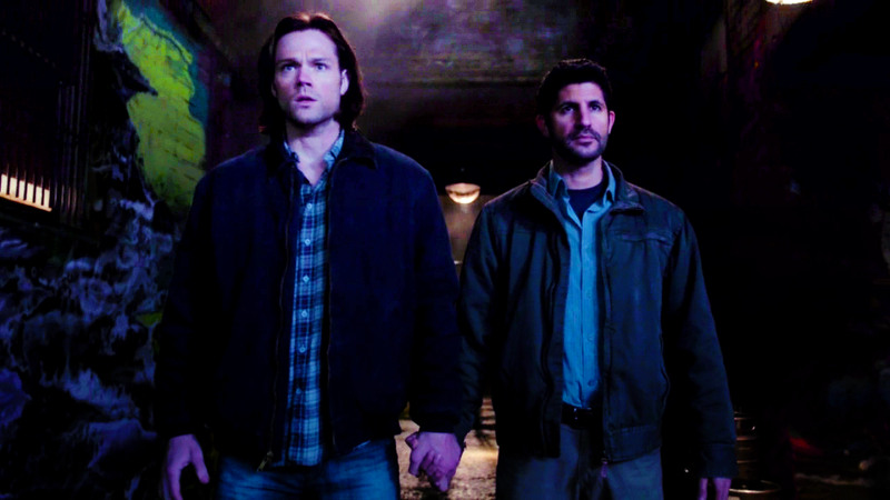 Time (and coincidence) are on our side on Supernatural
