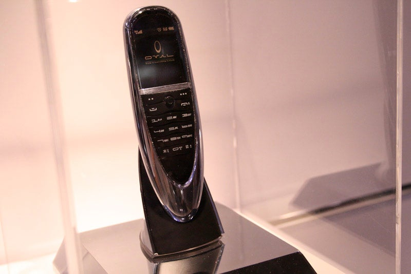 Pantech Concept Phones Make Rare Appearance at CTIA