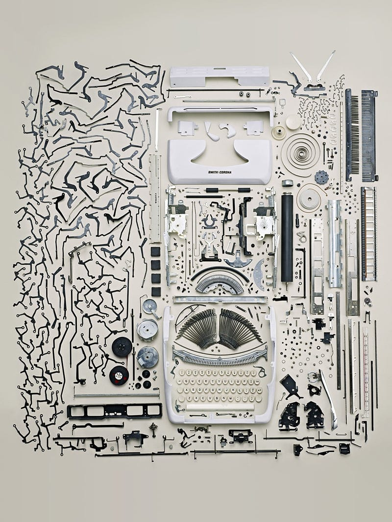 Some Disassembly Required: Exquisite Teardowns of Everyday Machines