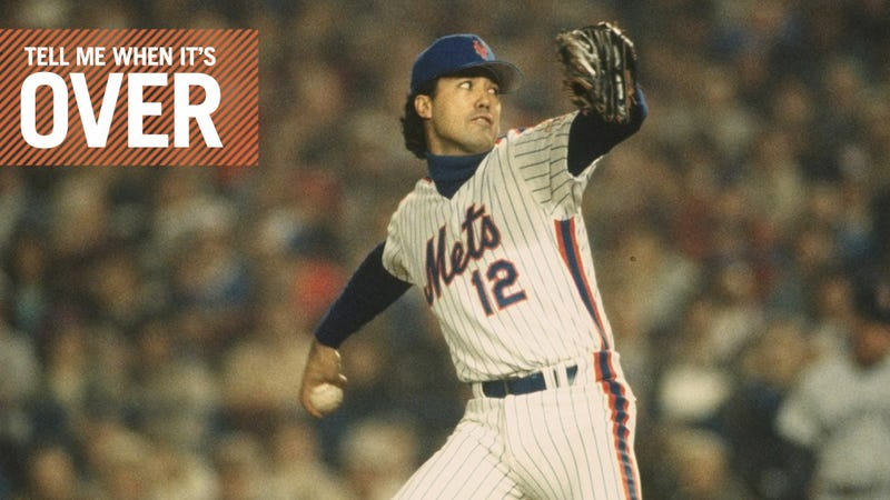 How A Career Ends: Ron Darling Celebrated His 35th Birthday By Getting Cut And Being Left Alone At Home