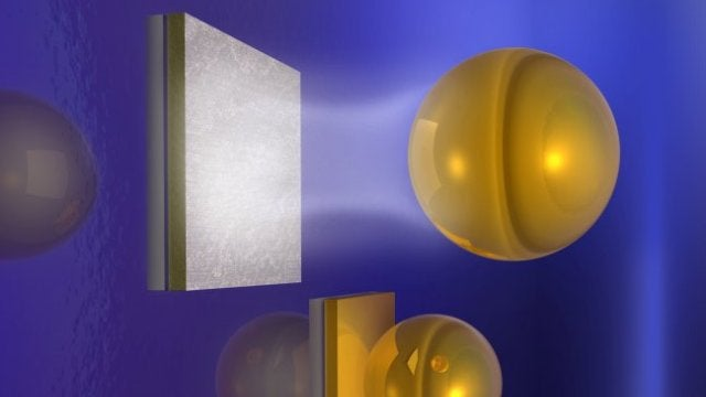 Mirrors can actually create light through the magic of quantum weirdness