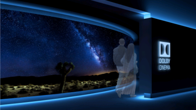 Dolby Wants Its IMAX Competitor to Be The Future of Cinema