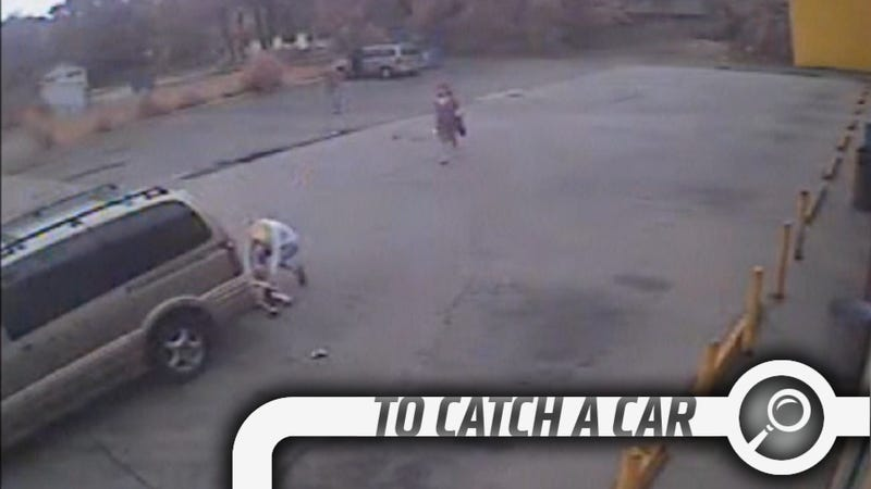 Michigan Cops Need Help Finding Van That Dragged Child In Stroller