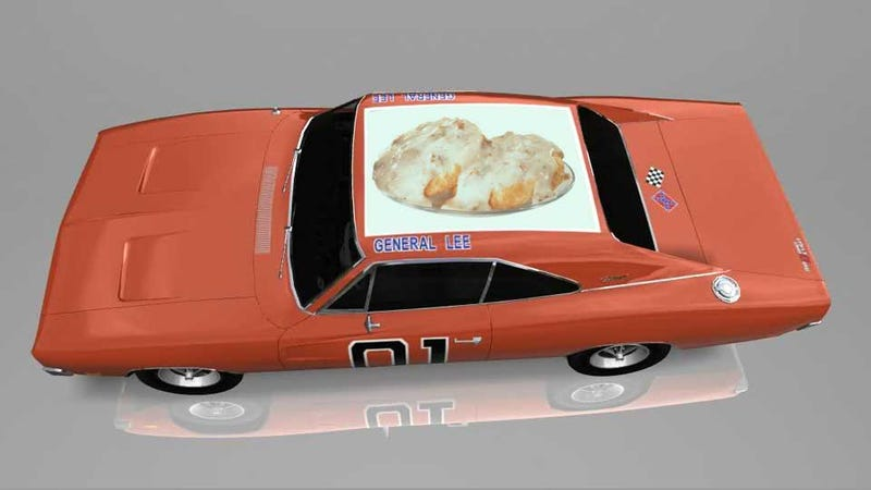 Models Of The General Lee From The Dukes Of Hazzard Will Lose The Confederate Flag