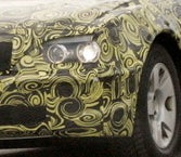 2009 BMW 7-series Spotted With Trippy Paint Job