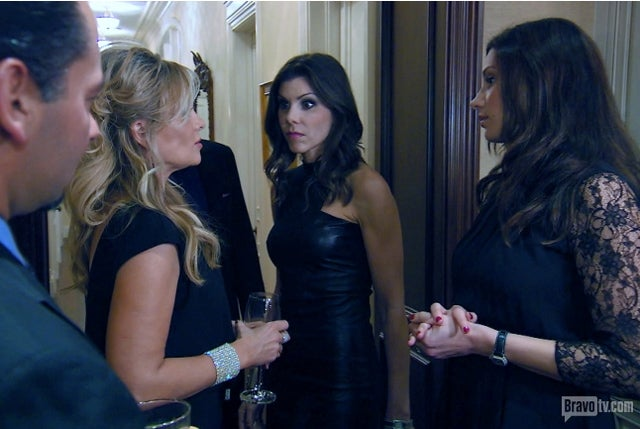 It's a Christmas Nightmare on Real Housewives of Orange County