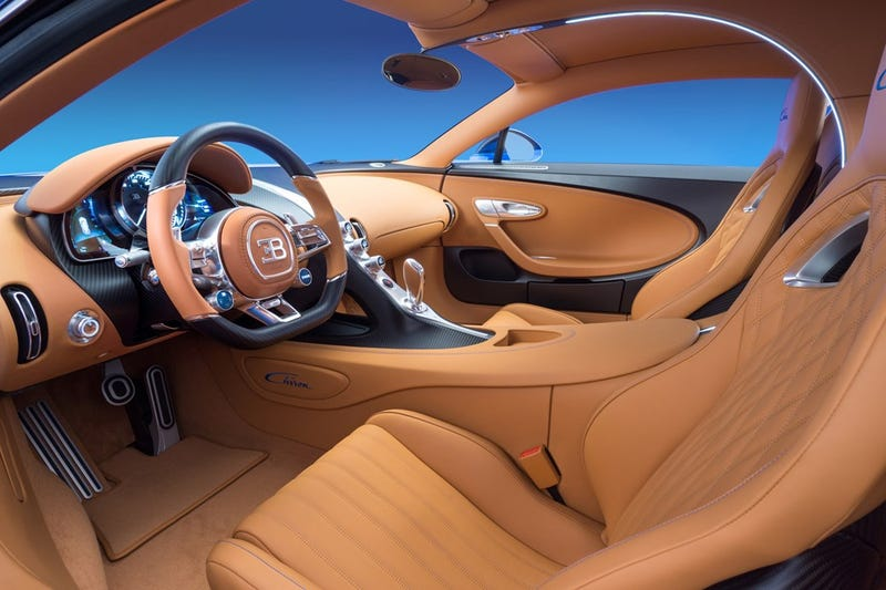 'Bugatti Chiron: This Is It' from the web at 'http://i.kinja-img.com/gawker-media/image/upload/s--s5fbzZQ4--/c_scale,fl_progressive,q_80,w_800/ijhh8oq5mr5glj6xea7f.jpg'