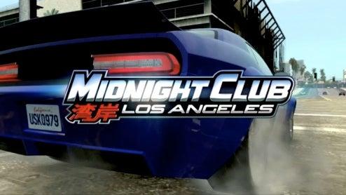 "Rockstar Drops ""Midnight Club: Los Angeles"" Trailer"