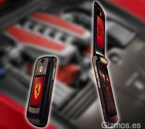 Ferrari-Branded Motorola V9 Coming