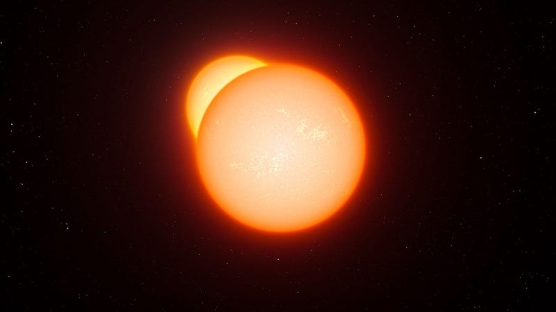 Rare binary stars help astronomers measure our place in the universe