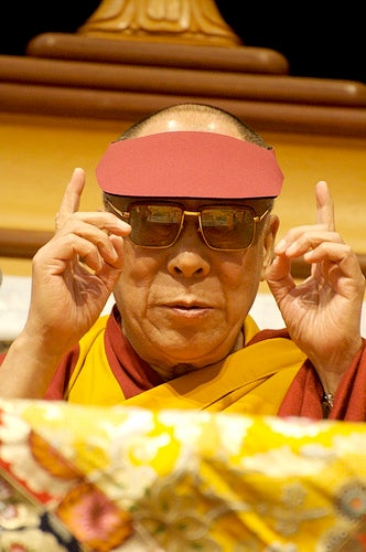 Chinese Hackers Broke Into The Dalai Lama's Email Account