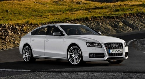 Audi S5 Sportback: Available In Spring, Germany