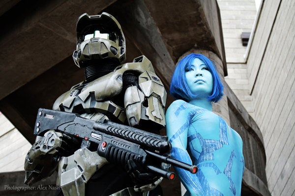 Meet The New King Of Metal Gear Cosplay