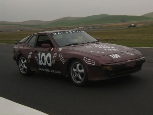 LeMons Torture Test Results: Porsche 924/944