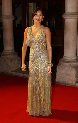 Fashion Falters At Irish Film & Television Awards