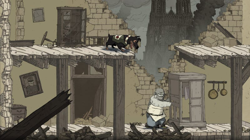 It's Easy To Fall In Love With This Wistful WWI Adventure Game