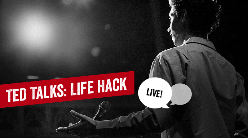 Do Video Games Lead to Longer Life? Let's Discuss TEDTalks: Life Hack