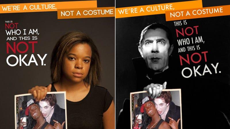 Anti-Racist Halloween Ad Spawns Funny Meme