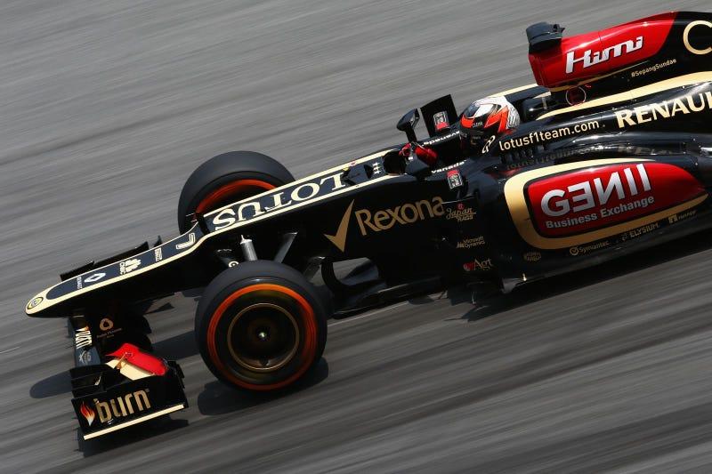 F1 Qualifying Open Thread