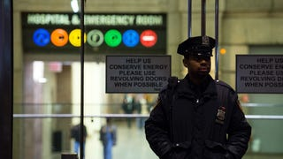 Doctor Becomes First Person to Test Positive for Ebola in New York