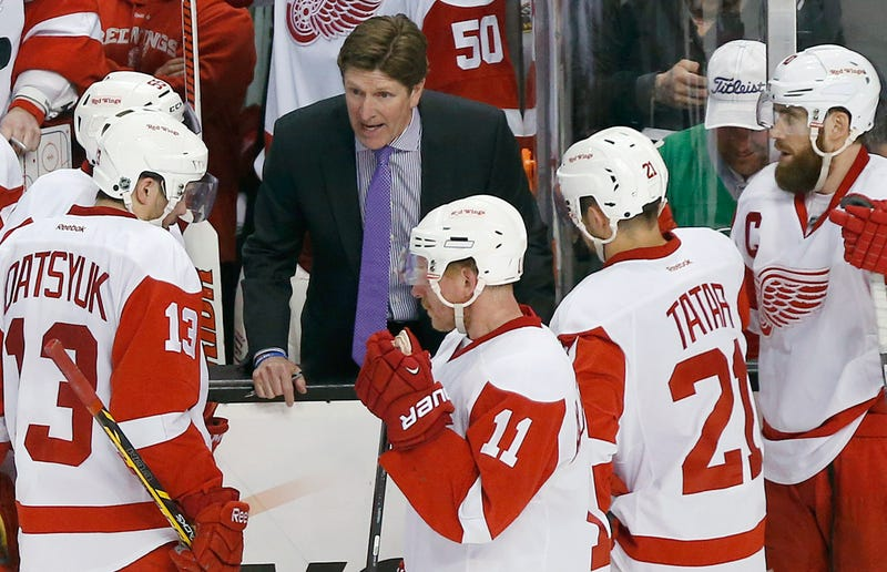 Do Not Lust After Detroit Red Wings Players, Lest Ye Be Twitter-Shamed