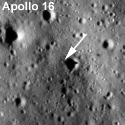 First New Images of the Apollo Landing Sites in 40 Years
