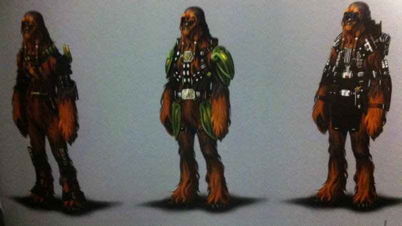 We Are Wookiee