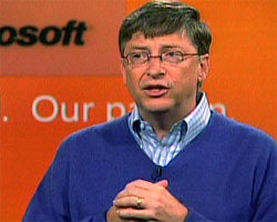 Bill Gates Leaving Chief Architect Role At Microsoft