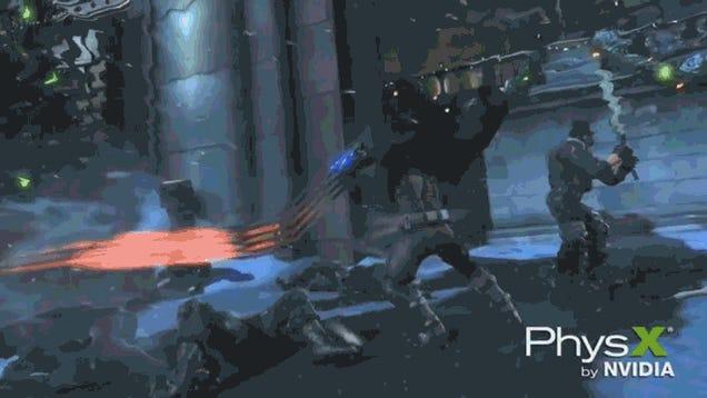 Here's The Prettiest Version of Batman: Arkham Origins