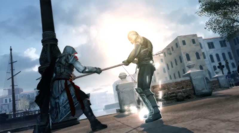 Assassin's Creed 2 Combat Is Just Plain Brutal