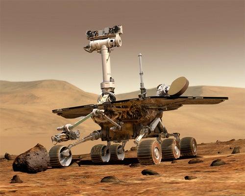 Nasa Admits Mars Spirit Rover Won't Be Moving Again