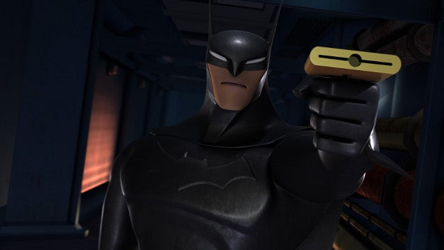 The Dark Knight returns to the cartoon world in Beware The Batman