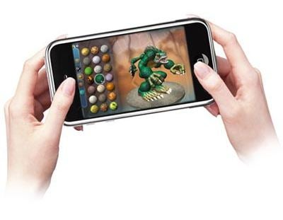 Apple Getting More Serious About Mobile Gaming?