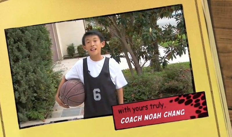 Incredibly Earnest Preteen Coach Is YouTube Gold