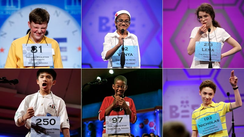 The National Spelling Bee Will Now Include Vocabulary Tests