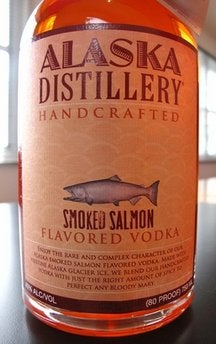 Sarah Palin's Hometown Produces Salmon Flavored Vodka