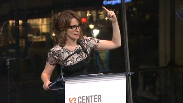 Tina Fey Says She's on the Verge of Losing Her Mind Over Ridiculous GOP Rape Remarks