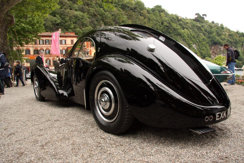 Why Ralph Lauren's $40+ Million Bugatti Is Worth Every Penny