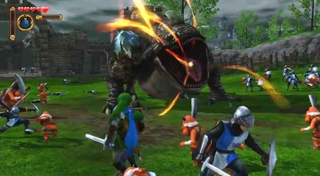 Is Dynasty Warriors an innapprpriate Genre for Hyrule?