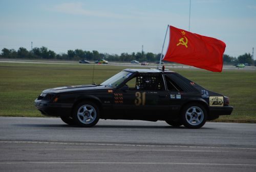 Soviet Flags and West Virginia Trailer Parks: The Penalties Of The Yeehaw It's Texas 24 Hours Of LeMons