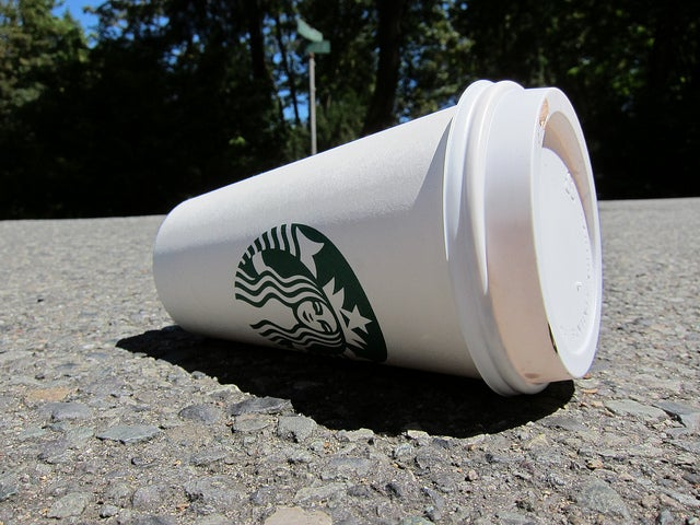 Starbucks Now Offering Oxycontin Spice Lattes